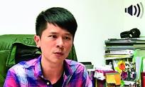 長春社助理公共事務經理吳希文