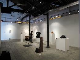 藝術村內的藝術展覽。