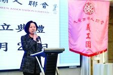 潘陳愛菁指聯會目前投放較多資源於關心弱勢社群