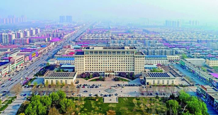 CHINA-ECONOMY-URBAN-PLANNING