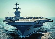 美國「卡爾文森」號航母