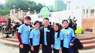 ▲傑青會透過主辦、支持不同活動關心社會