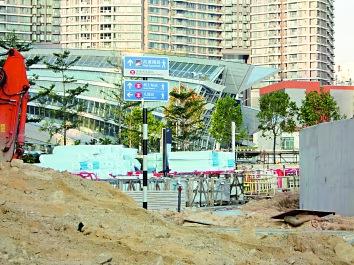 ▲高鐵工程可望於今年下半年完成